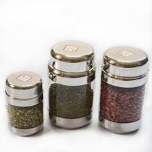 Stainless Steel Container Set Of 3