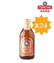 TSINGTAO PREMIUM BEER (296ml)- (Min. order 1 cartoon)- Gold Label
