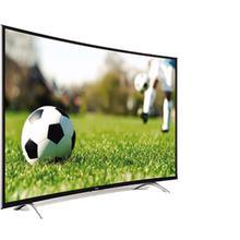 """49"""" Curved Smart LED TV"""