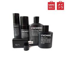 Miniso Combo Gift Set for Him- Perfume, Body wash, Aftershave, Shaving foam, All-in-one Lotion/ Valentine Gift