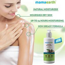 Mamaearth Healing Body Lotion With Moroccan Argan & Macadamia Nut Oil