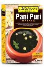 Mother's Recipe PaniPuri Masala 50gm