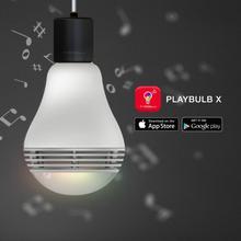 PLAYBULB color - Bluetooth SMART color LED speaker light bulb