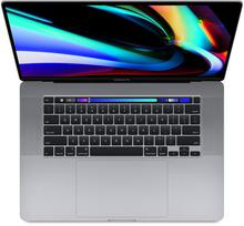 """Apple Macbook Pro Touch Bar & Touch ID 16"""" 2.6 GHz Intel Core i7 Six-Core 512GB Storage"""