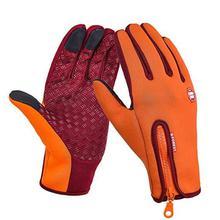 B Forest Gloves - Orange