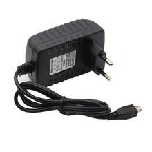 DC 5V 3.0A EU Power Supply Micro USB AC Charger For Raspberry Pi 3