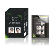Dexe Black Hair Shampoo 25mlX10