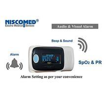 Niscomed Fingertip Pulse Oximeter FPO-91 Blood Saturation