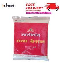 Ashirwad Chana Besan Flour, 500g