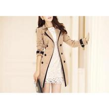 SALE - Mid Length Korean Design Outer Jacket For Women