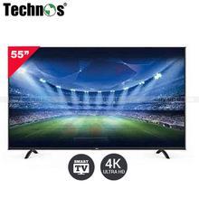 Technos E55Ek1100 55'' 4K LED Smart TV – (Black)