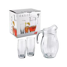 Pasabahce Water Glass and Jug Set Dance (1700 ml)-1 Pc