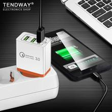 SALE- Tendway Qc 3.0 Fast Usb Wall Travel Charger Quick Charger