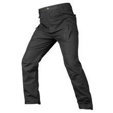 2018 New IX9 Tactical Pants Men's Cargo Casual Pants