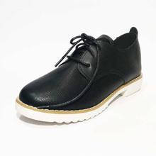 Low Heel Lace-Up Casual Shoes for Girls