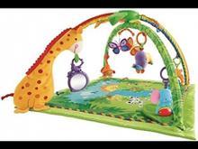 Mattel Rainforest Soft Gym K4562