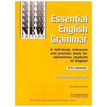Essential English Grammar by Raymond Murphy