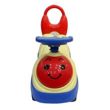 Multicolored Smiley Ride On Vehicle For Kids