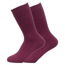 Pack of 6 Pairs of Unisex Cotton Wool Socks (1053)