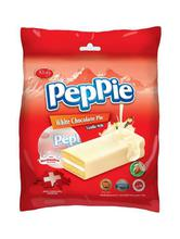 Richy PepPie Chocolate Pie with Vanilla Milk - 216gm (18gm x 12 packs)
