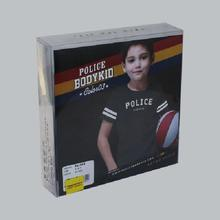 Police Half Sleeve T-Shirt for Boys KC013