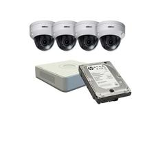 "Hikvision HD POC Camera Package Set ""D"""