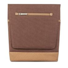 Moshi Aerio Lite vertical messenger bag -Brown