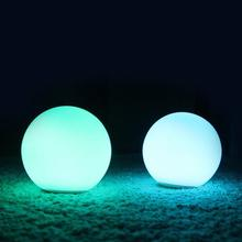 PLAYBULB sphere is a Bluetooth Smart real glass LED decorative light