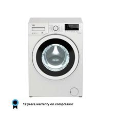 Beko WMY 81233 LMB3  8KG Front Load Washing Machine - (White)