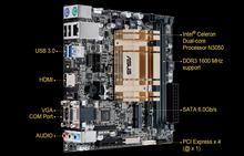 ASUS- Motherboard N3050I-C