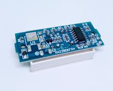 Single 3.7V Lithium Battery Capacity Indicator Module (Blue Display Battery Power)