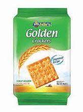 JULIE'S GOLDEN CRACKERS BISCUIT