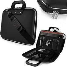 ZALTAN Laptop Messenger Handbag Durable Briefcase PU Leather