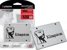 Kingston SSD 120 GB With One Year Warranty