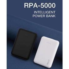 Recci RP 5000 Model Powerbank with 5000 mAh real capacity