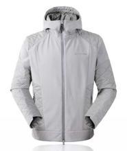 Grey Eretza Windproof Jacket For Men (1516093)
