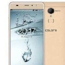 Colors S1 *Stylish Metal Body  *Fingerprint Sensor  *8MP rear with Flash  *Android version 7.0 Nougat  *2400 mAh battery
