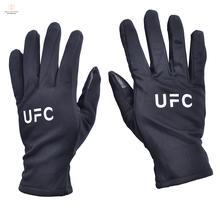 Warm Touchscreen Windproof Anti Slip UFC   Gloves For Unisex
