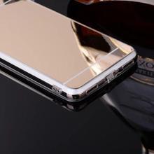 For Huawei Y6 2 / Huawei Y6 II Case Luxury Mirror Case Soft TPU