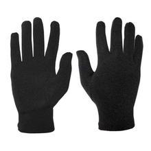 Skinny Gloves Fleece Gloves - Black