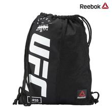 Reebok Black UFC Combat Gymsack For Unisex - (CZ9903)