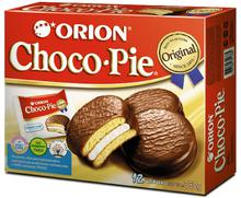 Orion Choco-Pie (12 pack)