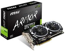 MSI Computer GTX 1060 ARMOR 3G OCV1 NVIDIA GEFORCE GDDR5 Graphics Card