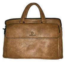 Men And Women leather videng brand horizontal travel messenger bag laptop cross body business handbag
