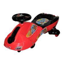 Red Black Rocking Car For Kids