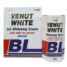 BL Venut Whitening Serum & cream set