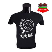 Blink 182 Black T-Shirt for Men