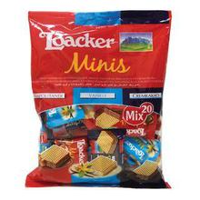 Loacker Classic Minis Assorted 150gm