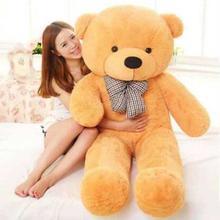 Light Brown Teddy Bear Stuffed Toy (BL-0035) - Large