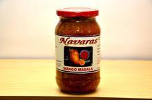 Navaras Mango Masala Pickle 400gm